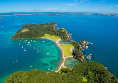 Roberton Island Bay-of-Islands