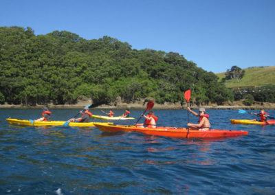 kayaking Goat Islasnd